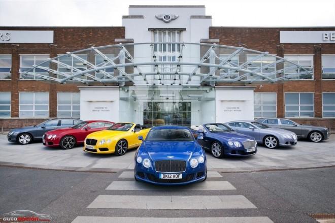 Bentley: Una de las mejores empresas para trabajar en UK según Top Employers
