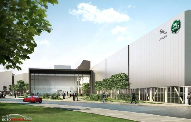 Nuevo Centro de Fabricación de Motores de Jaguar Land Rover