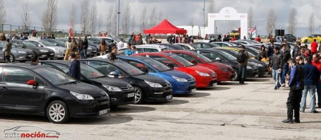 Citroën celebra su 6ª Concentración Nacional