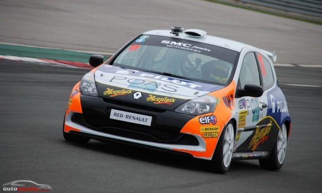 Buen comienzo del Team SMC Junior Motorsport en el Circuito de Navarra