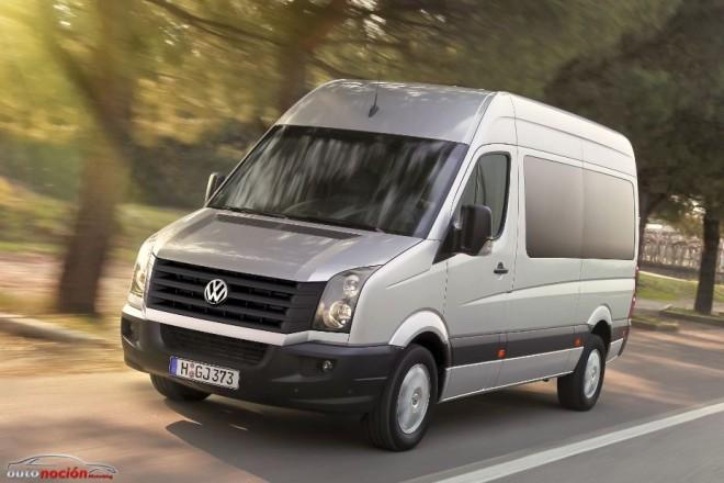 Volkswagen Vehículos Comerciales lanza la Nueva Crafter PRO
