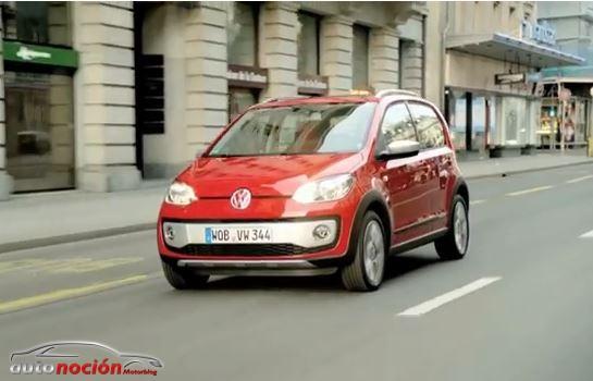 Nuevo miembro de la pequeña familia Volkswagen: Cross Up!