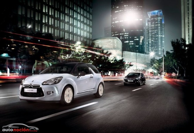 Nueva Serie Especial Citroën DS3 Urban Shot