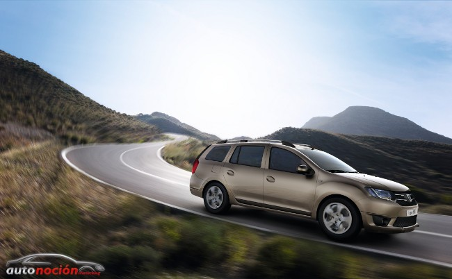 Dacia Logan Break: todavía más práctico