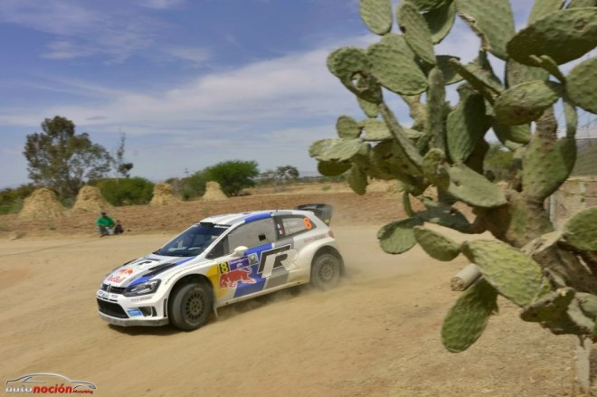Sebastien Ogier se adjudica el rally de Mexico con su Polo R WRC