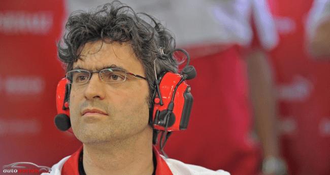 Filippo Preziosi deja Ducati