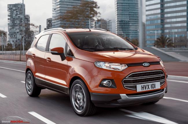 Ford presenta en el Salón de Ginebra la nueva gama Tourneo y el nuevo EcoSport