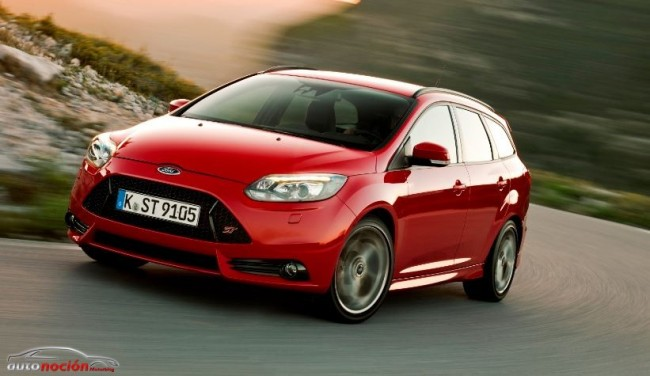 El Ford Focus ST el más vendido de Europa