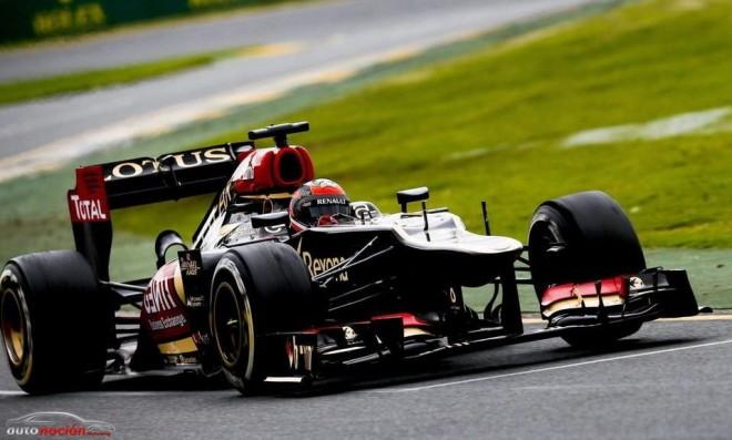F1: Raikkonen se lleva la primera carrera de la temporada