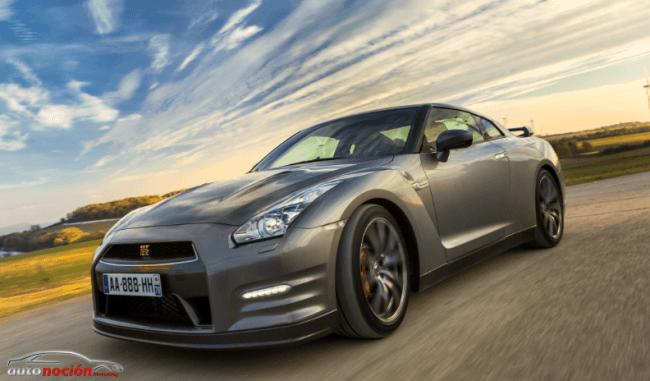El GT-R 2013 redefine el placer al volante