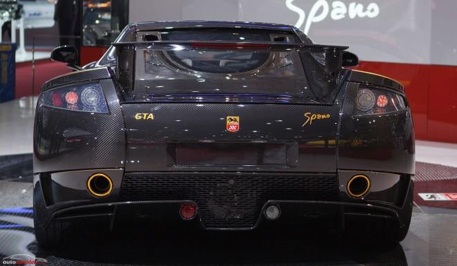 El GTA Spano se consagra como el deportivo artesano más espectacular
