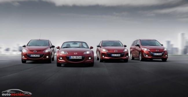 Novedades de Mazda: ¡Iruka para todos!