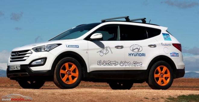 Hyundai se solidariza de nuevo con El Desierto de los Niños