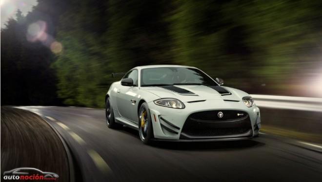 Jaguar presenta también el XKR-S GT