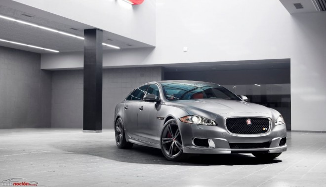 Jaguar ampliará la gama»R» con el estreno del XJR