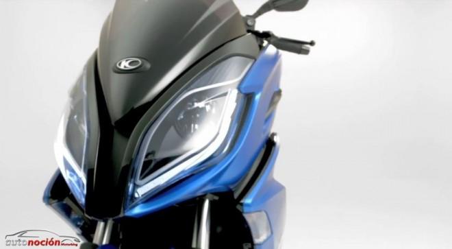 Kymco K-XCT 125i y KYMCO K-XCT 300i: Precios y Detalles de las nuevas Scooter deportivas