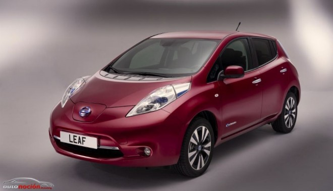 Inicio oficial de la producción del nuevo Nissan LEAF 100% eléctrico