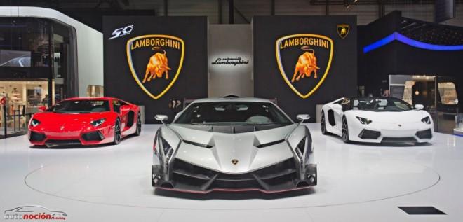 """Lamborghini dice """"no"""" a los sistemas híbridos, por el momento…"""