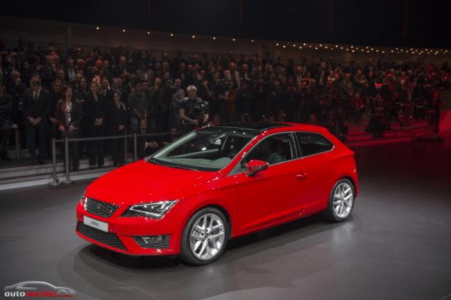 SEAT presenta en primicia mundial el nuevo León SC