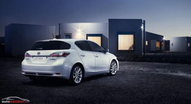 Lexus CT 200h Move On White Edition désde 25.850 euros