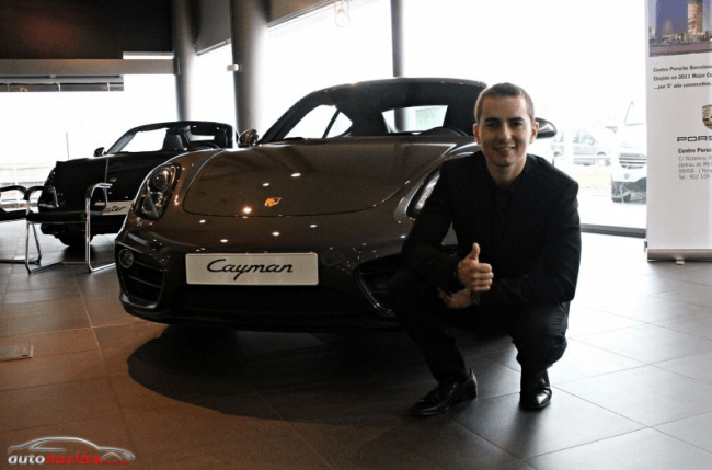 Jorge Lorenzo también tendrá un Porsche 911
