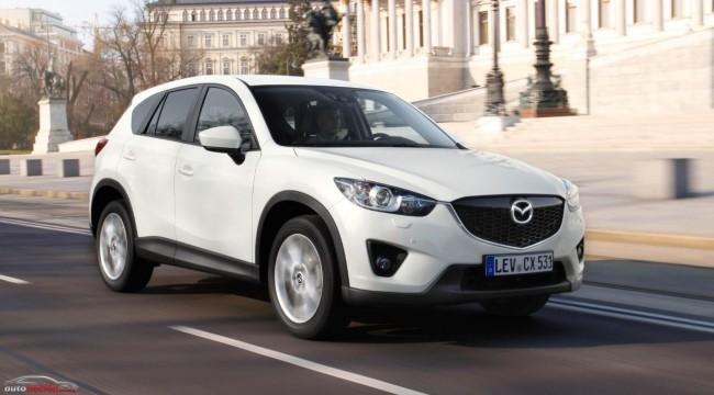 Mejoras en el Mazda CX-5: Actualización de equipamiento