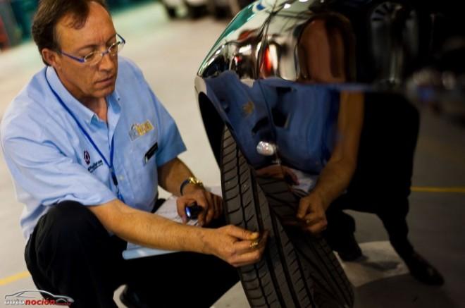 Michelin y la seguridad
