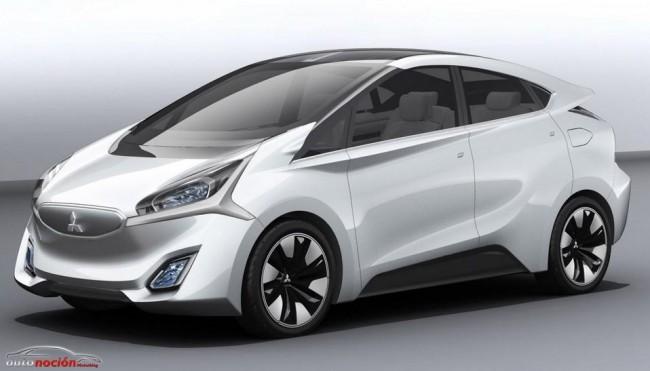 Mitsubishi Concept Car CA-MiEV: un eléctrico con 300 km de autonomía