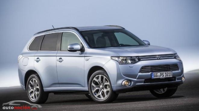 Todos los detalles del Mitsubishi Outlander PHEV: Ya a la venta en Europa