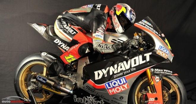Cortese y Dynavolt Intact GP presentan la moto de 2013