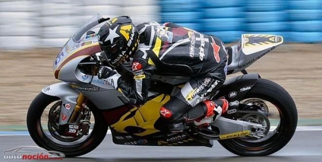 Continúan los test en Jerez para Moto2