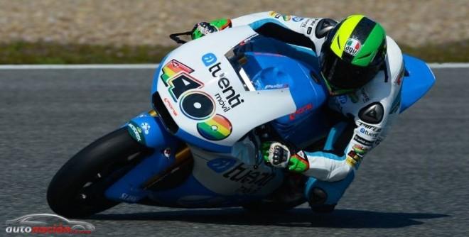 Espargaró se mantiene como el más rápido en Moto2