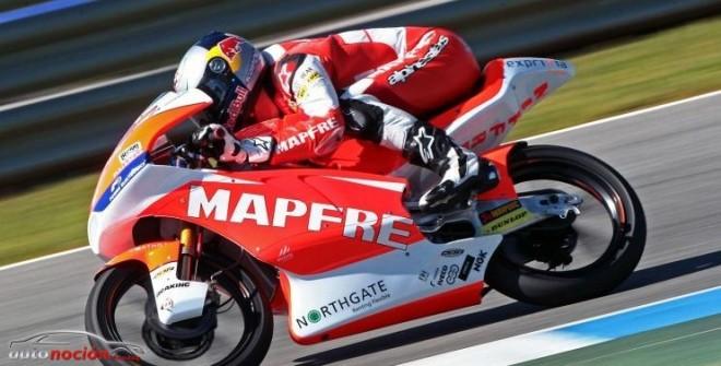 Empiezan los test de Jerez para Moto3