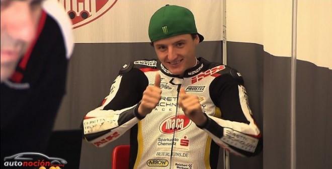 Segundo día de test en Jerez para moto3