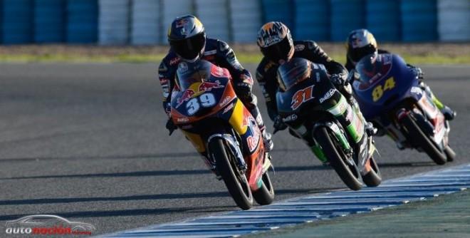Últimos días de Test en Jerez para Moto3