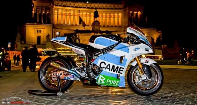 El Came IodaRacing toma el centro de Roma