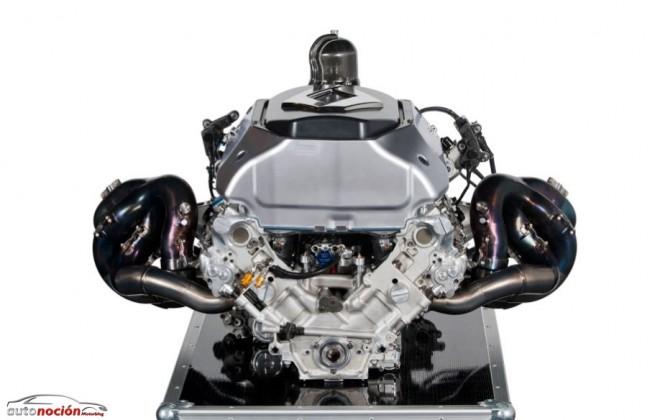 Puntos clave de la reglamentación del motor en la F1