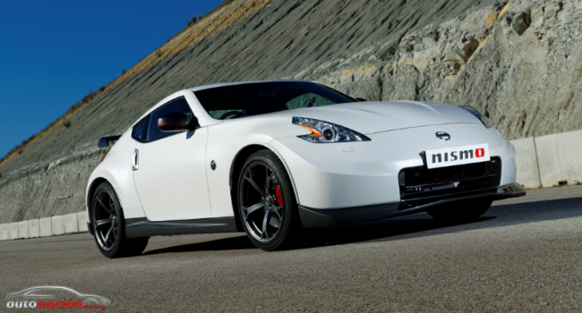 Bridgestone equipa al nuevo Nissan 370Z Nismo