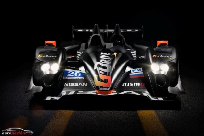 G-Drive Racing socio del equipo oficial Nissan