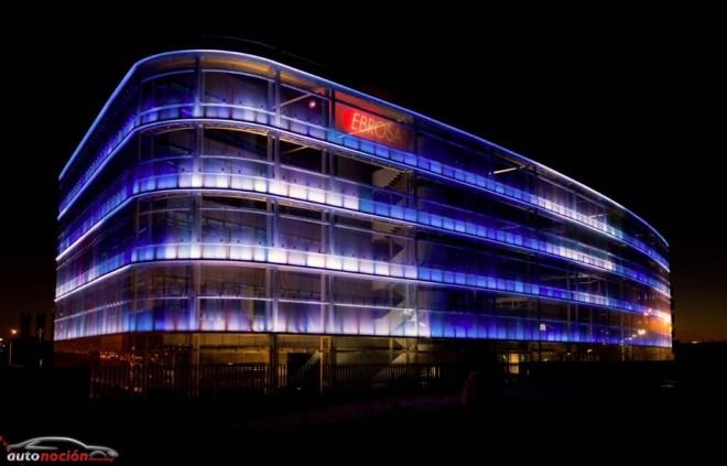 Nueva sede Mazda basada en el diseño y la eficiencia