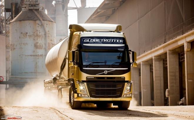 Nuevo Volvo FM: El transporte de altas prestaciones