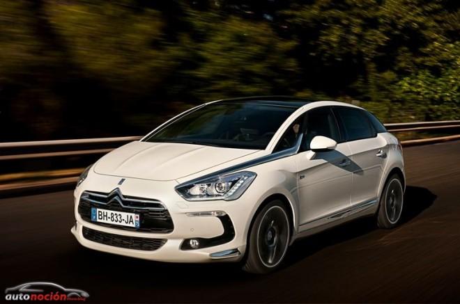 Puedes hacerte con un Citroën DS5 HDi 160 6v Design por 275 € al mes
