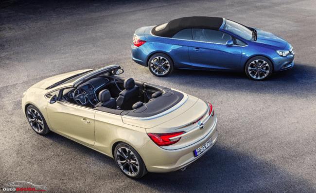 Cuatro importantes novedades de Opel para el Salón de Ginebra