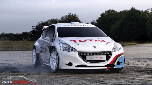 Las caras de Peugeot Sport 2013