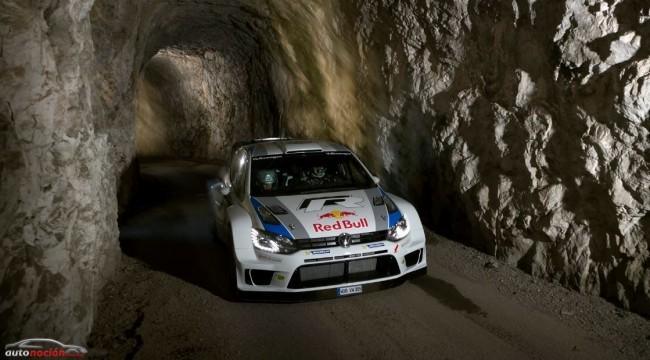El Polo R WRC se prepara para las altitudes del Rally de México