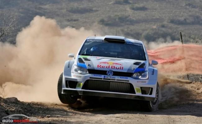El Polo R WRC termina el tramo de calificación de México en las primeras posiciones