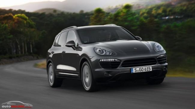 Porsche aumenta sus venta un 18,2% respecto al mismo periodo de 2012