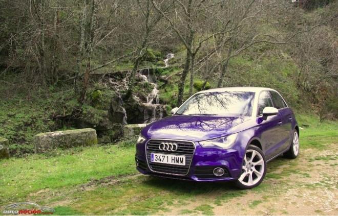 Prueba Audi A1 1.6 TDi de 90 CV