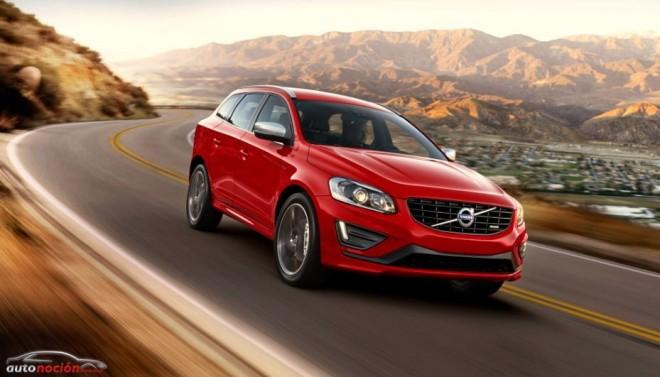 Nueva gama deportiva R-Design de Volvo para S60, V60 y XC60