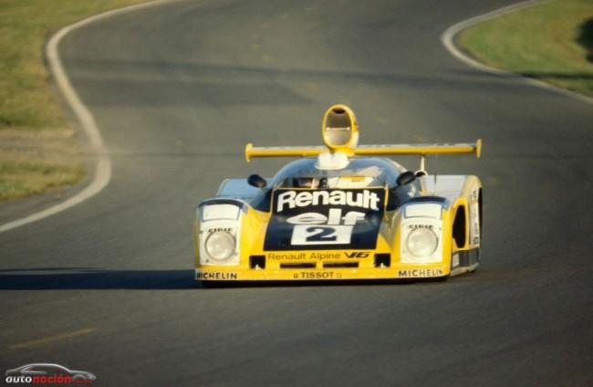 Alpine vuelve a las 24 Horas de Le Mans